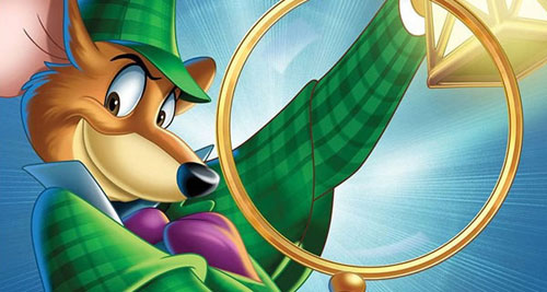 The Great Mouse Detective The Disney Canon Disneyclips