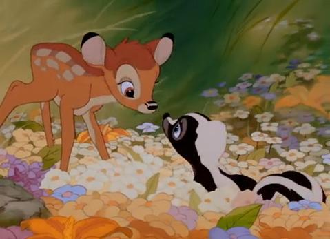 Bambi The Disney Canon Disneyclips Com