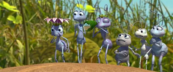 A Bug S Life The Disney And Pixar Canon Disneyclips Com