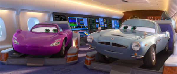 Cars 2 The Disney and Pixar Canon