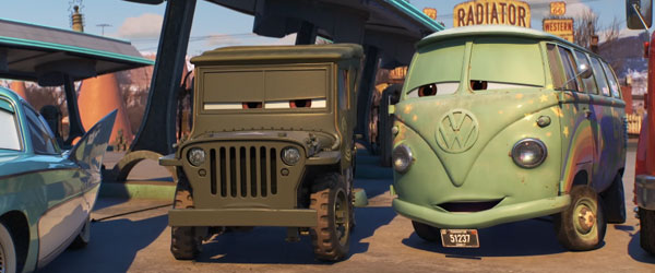 Cars 3 The Disney and Pixar Canon