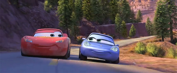 Cars The Disney and Pixar Canon