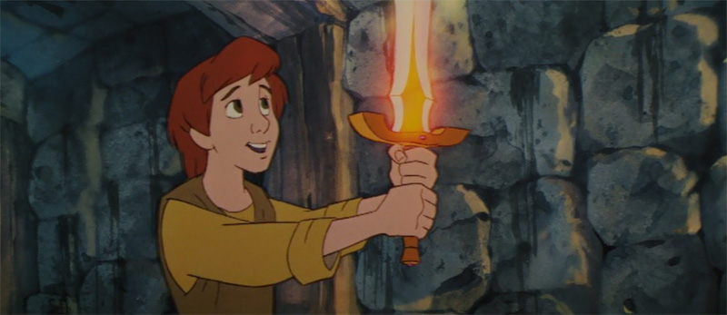 The Black Cauldron Movie Info | Disney's World of Wonders