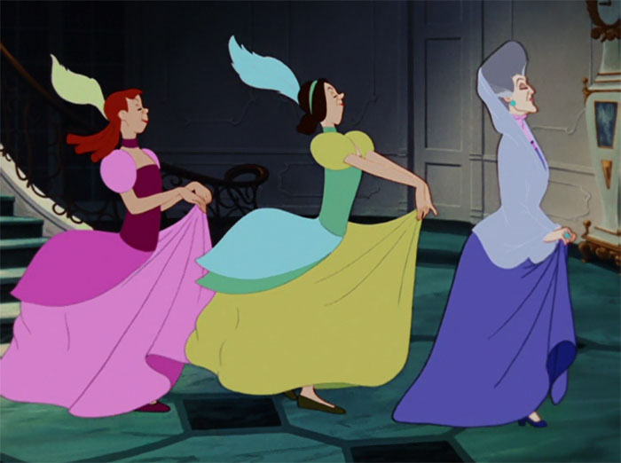 Cinderella The Disney Canon Disneyclips Com