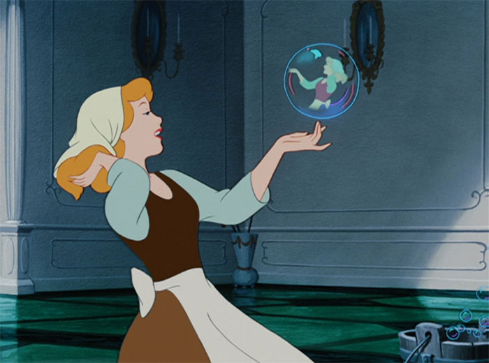 Cinderella The Disney Canon Disneyclips Com