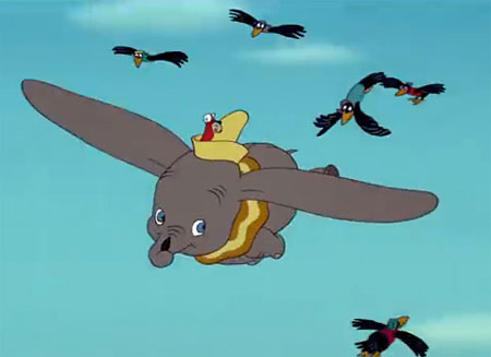 Dumbo The Disney Canon Disneyclips Com