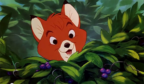 The Fox and the Hound The Disney Canon Disneyclips