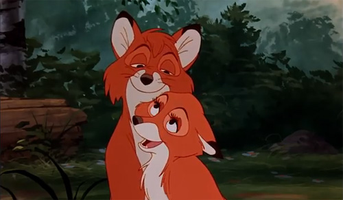 The Fox And The Hound The Disney Canon Disneyclips Com