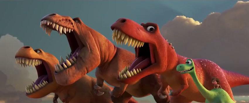 The Good Dinosaur The Disney And Pixar Canon