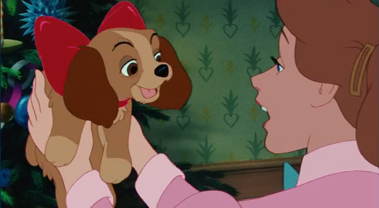Lady And The Tramp The Disney Canon Disneyclips Com