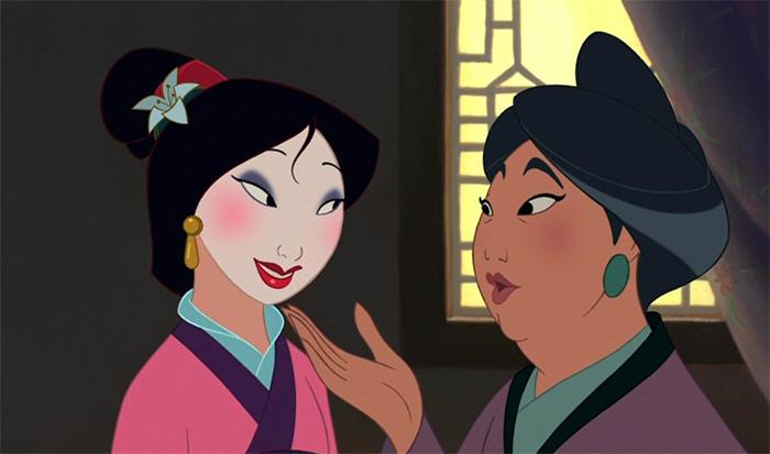 Mulan The Disney Canon Disneyclips Com