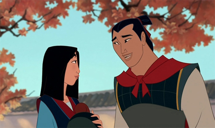 Mulan The Disney Canon Disneyclips Com