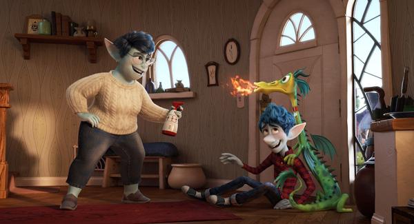 Onward The Disney and Pixar Canon Disneyclipscom