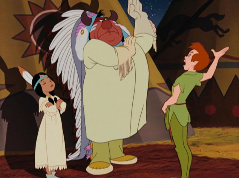 Peter Pan The Disney Canon Disneyclips Com