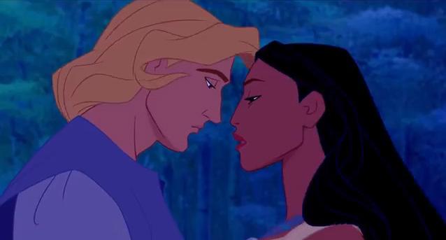 Pocahontas The Disney Canon Disneyclips Com