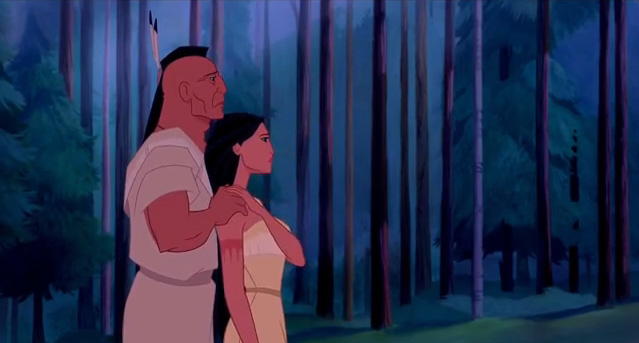 Pocahontas The Disney Canon Disneyclips Com