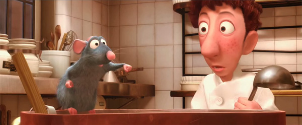 Ratatouille - The Disney and Pixar Canon | Disneyclips.com