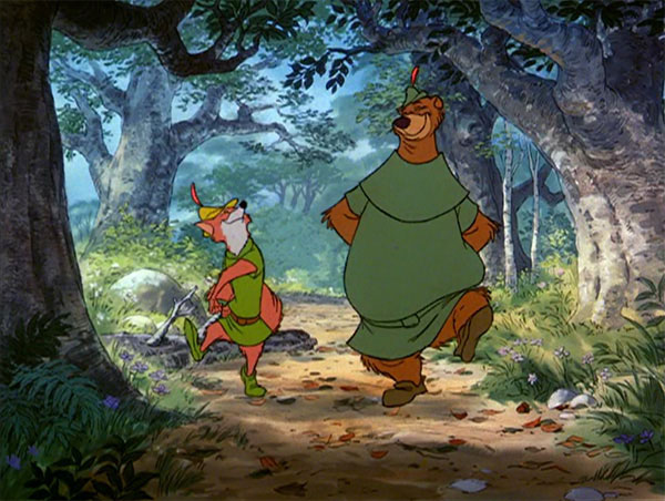 Robin Hood The Disney Canon Disneyclips Com