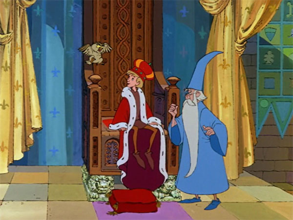 The Sword In The Stone The Disney Canon Disneyclips Com