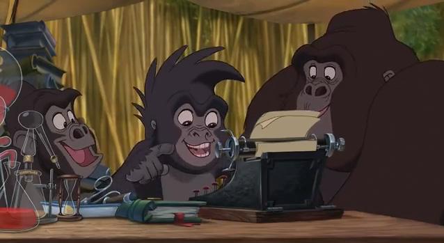 Tarzan The Disney Canon Disneyclips Com