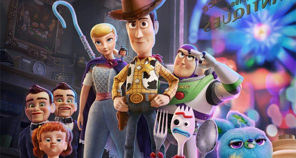 Toy Story 4 The Disney And Pixar Canon Disneyclips Com