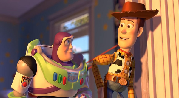 Toy Story 2 The Disney and Pixar