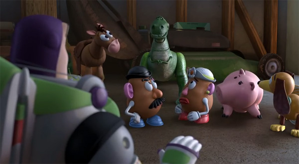 Toy Story 3 The Disney and Pixar