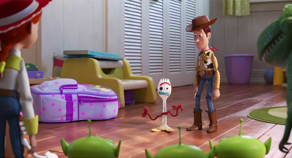 Toy Story 4 - The Disn...