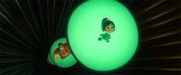 Ralph Breaks the Inter WreckIt