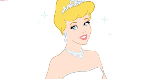 Cinderella 39 s Royal Wedding Dress