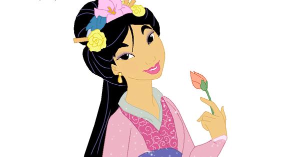 Mulan Fancy Dress Up Game Disney Princess Beauty Parlour