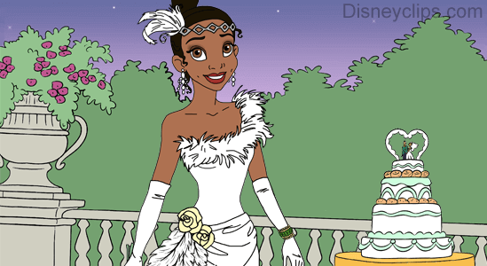 Disney Princess Wedding Day Dress Up Games : Tiana s wedding day dress up disney princess games