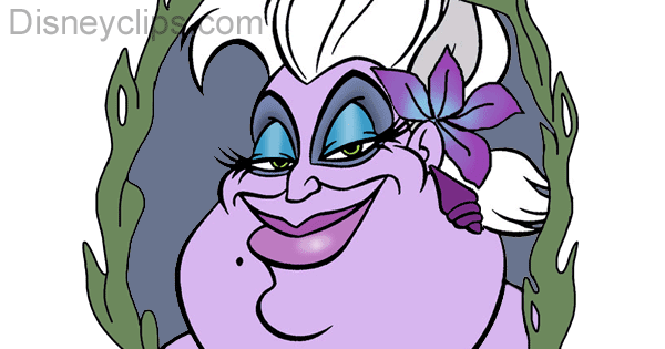 Ursula Makeup Medley Game Disney