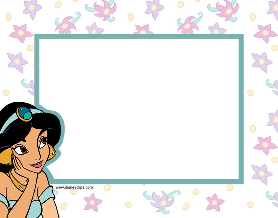 Princess Jasmine Printables Disney S World Of Wonders