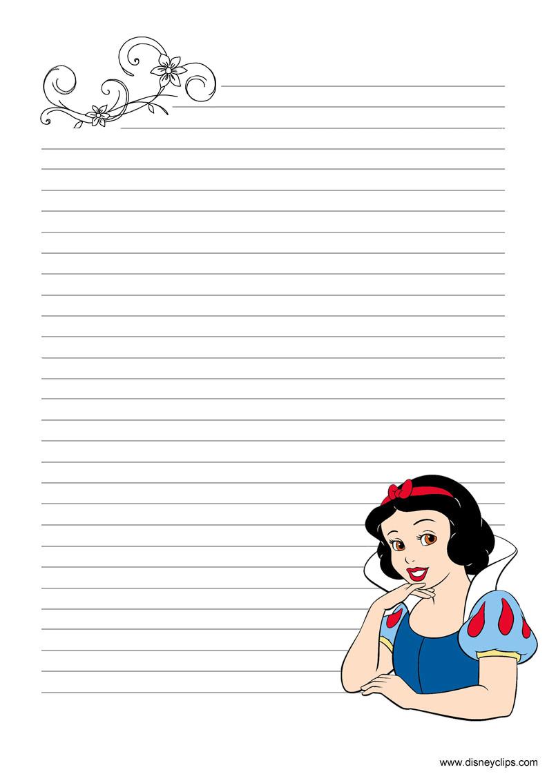 Disney Princess Snow White Printables Disneyclips Com